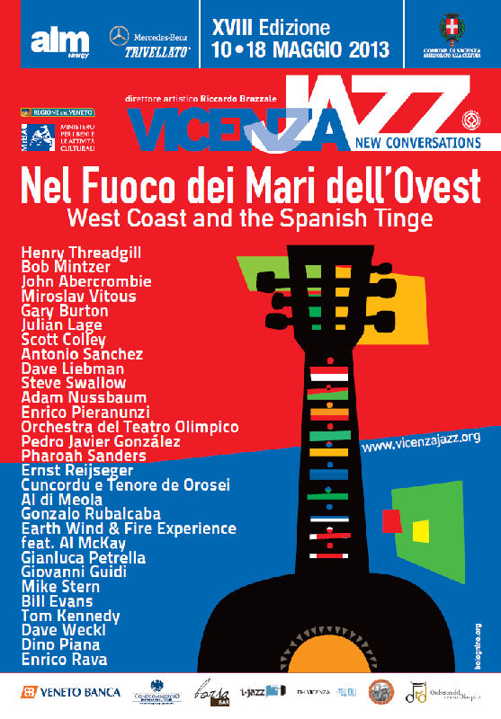 New Conversations – Vicenza Jazz , XVIII edizione