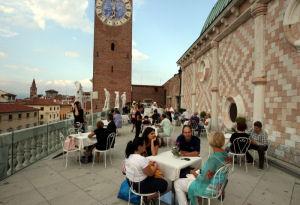 Bar sulla terrazza della Basilica, assegnato il servizio ad Angolo ...