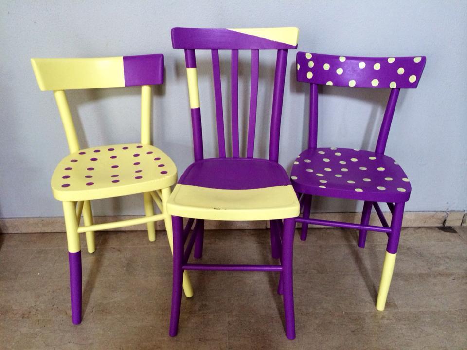 Sedie Decorate Fai Da Te : Albergo cittadino: sabato 12 luglio mercatino delle sedie riciclate
