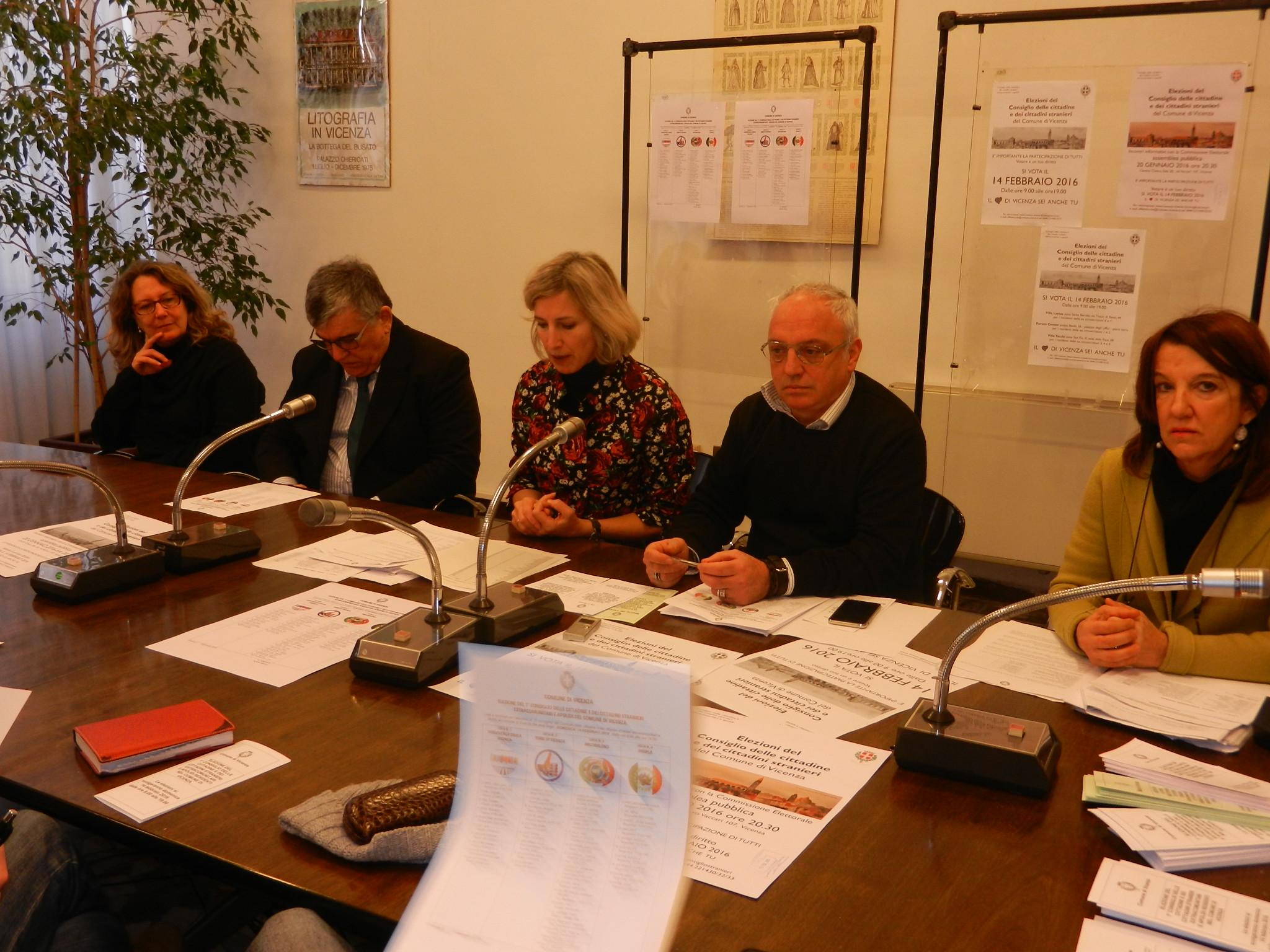 Ufficio Per Stranieri Vicenza : Consiglio degli stranieri nominata la commissione elettorale