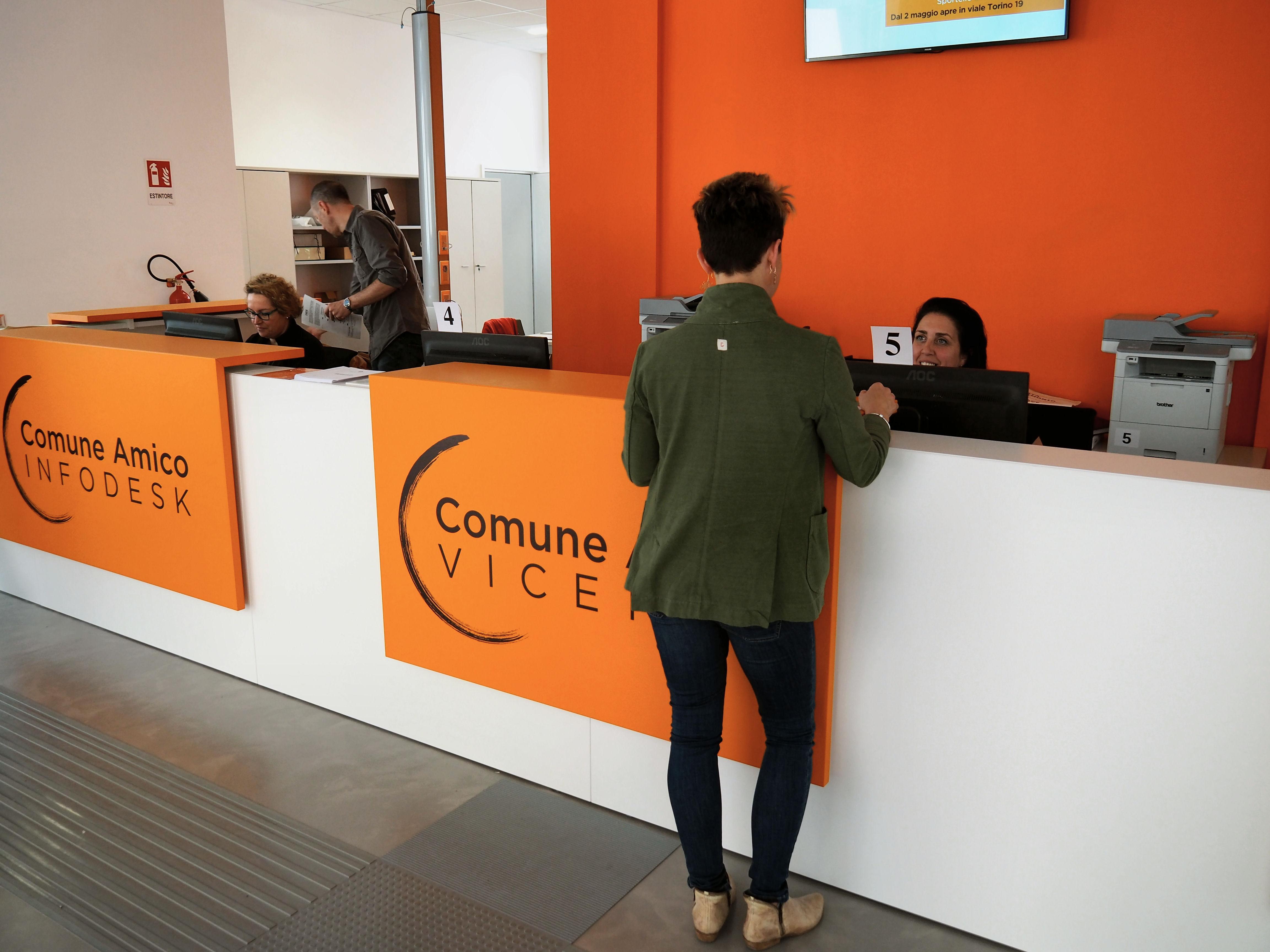 Ufficio Per Stranieri Torino : Sportello unico per il cittadino mercoledì maggio l apertura in