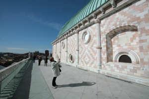 Basilica palladiana, dalla prossima settimana terrazza aperta dalle ...