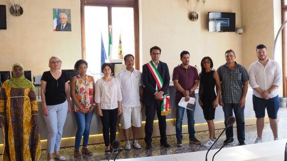 Ufficio Per Stranieri Vicenza : Consiglio degli stranieri ammesse tutte e quattro le liste