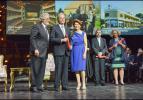Immagini dalla premiazione