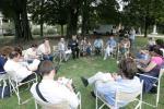 Presentazione degli eventi al Giardino Salvi