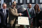 Domenica 29 aprile, Fiera di Vicenza: consegna formale della Old Lady al Comune di Vicenza