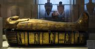 Sarcofago intermedio di Merit, Torino ©Museo Egizio