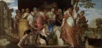 Paolo Veronese, L'unzione di Davide_Kunsthistorisches Museum Wien - Gemäldegalerie, Vienna