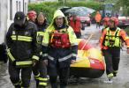 Maltempo - Sopralluogo sindaco nelle zone più colpite o potenzialmente più a rischio