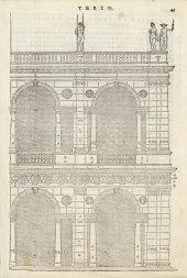Immagini tratte dai Quattro Libri dell'Architettura di Palladio